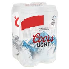 Coors Light Prices Uk Coors Light Lager 4 X 568ml Bestway Wholesale