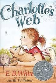 e b white american writer com charlotte s web by e b white illustrated by garth williams