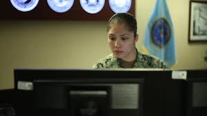 Navy Yeoman Finds Joy In Helping Others Defense Contract