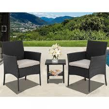 fdw patio furniture sets 3 pieces