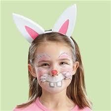 halloween makeup kit for kids. my first bunny make-up kit from lillian vernon halloween makeup for kids s