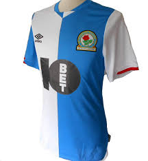 Tag your pics using #rovers! Umbro Blackburn Rovers Fc Mens Home Football Shirt 2019 2020 Amazon Co Uk Sports Outdoors