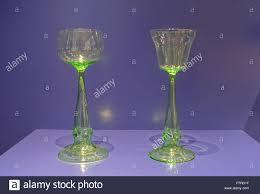 Designer Stemware 402 Wine Glasses Designer Joseph Maria Olbrich Rheinische