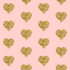 Rose Gold Heart Wallpapers - Top Free ...