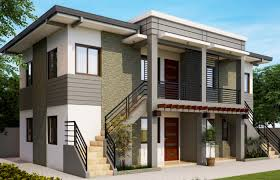 Double Storey Elegant Apartment Design