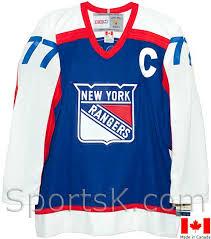 Jerseys Old Rangers York New