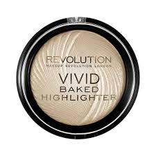 Запеченный <b>хайлайтер</b> Makeup Revolution <b>Vivid</b> Baked оттенок ...