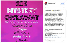 Great Prize Ideas For Book Promotion Contests And Giveaways