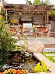 Bamboo screens outdoor