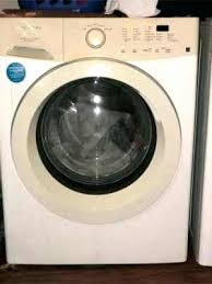 frigidaire affinity front load washer. Frigidaire Affinity Front Load Washer And Dryer Reset P