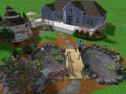 Virtual Backyard Design