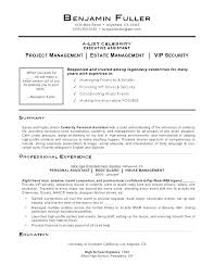 14 Personal Assistant Resumes Samples Salary Format