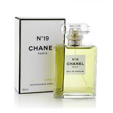 chanel perfume for women. chanel n°19 edp perfume for women 100ml