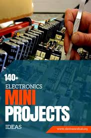 Electronic Engineering Design Project Ideas 250 Electronics Mini Projects Ideas For Engineering