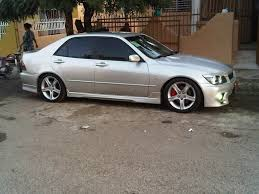 2002 Toyota Altezza – pictures, information and specs - Auto ...