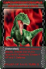 carcharodontosaurus size image carcharodontosaurus png dinosaur king fanon wiki fandom