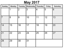 Best 25+ May 2017 calendar ideas on Pinterest | Calendar may, 2016 ...