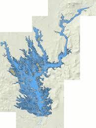 Lake Pleasant Az Depth Chart Lake Pleasant Fishing Map Us_ub_az_lake_pleasant