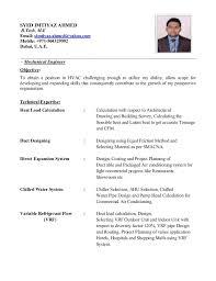 Resume Hvac Engineer Hudsonhs Me