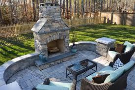 paver patio designs contemporary with