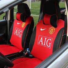dallas cowboys car accessories whole manchester united universal auto car seat cover set