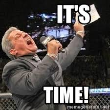 Image result for bruce buffer it's time