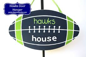 Small Picture Seahawks Decor and More Yesterday On Tuesday