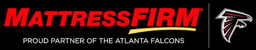 mattress firm png.  Firm Mattress Firm Proud Sponser Of The Atlanta Falcons In Png