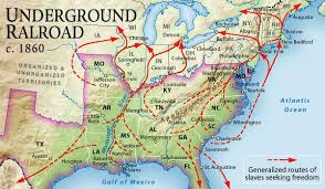 the underground railroad harriet tubman lessons teach churchillhistory abolitionist underground railroad