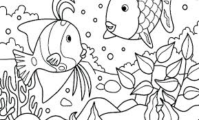 Cute Goldfish Coloring Pages Goldfish Coloring Page Printable Fish
