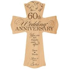 gift for 60th wedding anniversary