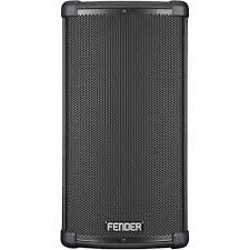 speakers 10 inch. fender fighter 10 inch 2 way powered pa speaker - 3 channel each speakers