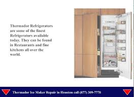 thermador ice maker. Unique Ice Thermador Ice Maker Repair Houston With H