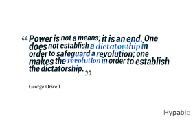 poignant quotes from george orwell s  orwell quote from 1984