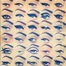 Eyeliner Chart 29 Wickedly Beautiful Ways To Wear Eyeliner