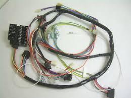 1959 impala belair el camino under dash wiring harness with wiring 1965 mustang at Under Dash Wiring Harness