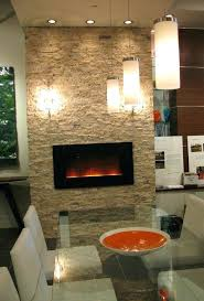 using reclaimed wood pallets modern electric fireplace surround