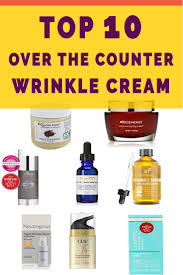 Best over the counter wrinkle cream with retinol
