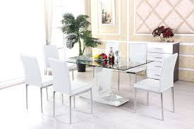 round glass dining table set for 6 medium size of dining dining table pedestal base glass