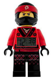 LEGO® THE NINJAGO® MOVIE™ Kai Minifigur-Wecker 5005367 (2017) | LEGO®  Preisvergleich brickmerge.de