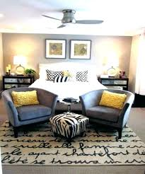 area rug for bedroom rugs ter placement ideas small round
