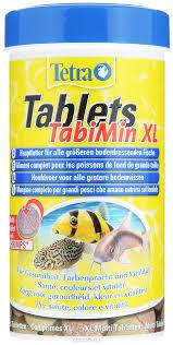 """<b>Корм Tetra</b> """"<b>Tablets TabiMin</b> XL"""" для всех видов крупных донных ..."""