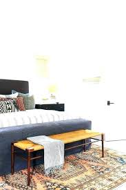 rug under bed ideas bedroom with a large white area rug under it bed sheepskin bath and beyond rugs boho bedroom rug ideas