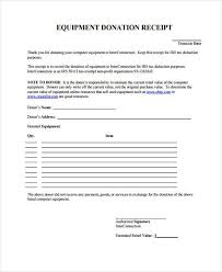 donation receipt forms receipt form in pdf