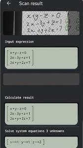 calculus calculator solve for x ti 36