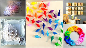30 insanely beautiful examples of diy paper art that will enhance your decor on wall decoration art and craft with 30 insanely beautiful examples of diy paper art that will enhance
