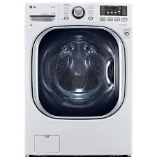 High Efficiency Washers And Dryers Shop Lg 43 Cu Ft Ventless Combination Washer And Dryer With Steam