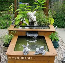 Small Picture 33 best Ponds images on Pinterest Garden ideas Ponds and Raised