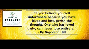 Napoleon Hill Think And Grow Rich Quotes 17 Principles