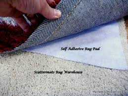 this is a picture of our rug underlay to stop rugs or mats from moving around